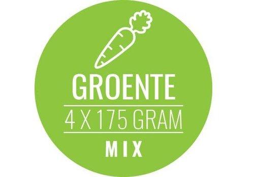 Carnivoer Groentemix 700 gram