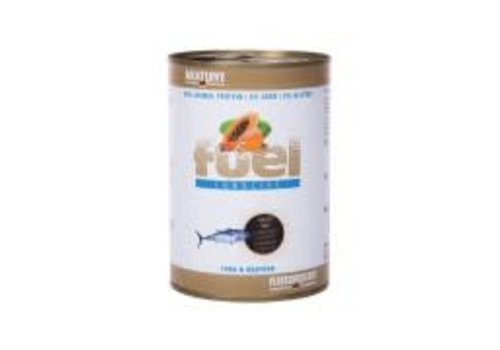 Meatlove *Fuel blik Long Life (tonijn & zeevruchten) 200 gram