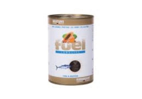 Meatlove Fuel blik Long Life (tonijn & zeevruchten)