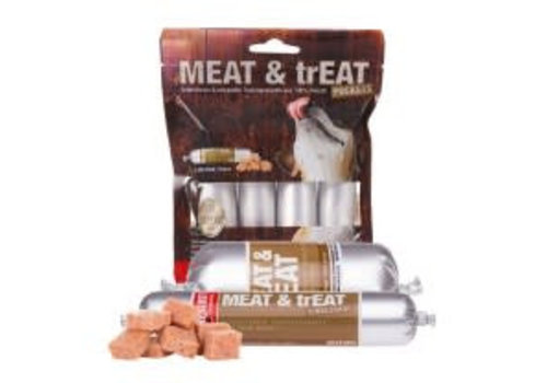 Meatlove Meat & Treat Paard 4 x 40 gram