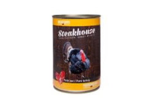 Meatlove Steakhouse blik Puur Kalkoen 410 gram