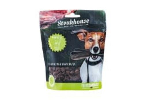Meatlove Steakhouse trainers mini Hert 100 gram