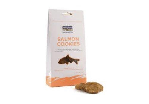 Fish4Dogs Zalmkoekjes 75 gram