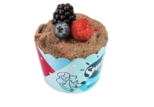 Smoofl Muffin cupcake houder (12 stuks)