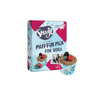 Smoofl Muffin Mix For Dogs 125 gram