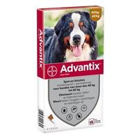 *Advantix voor honden