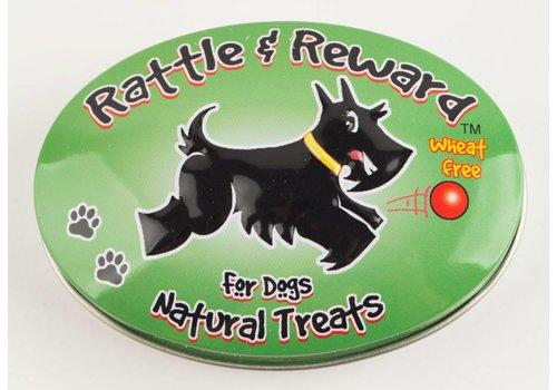 Rattle & Reward Natuurlijke hondensnoepjes kip/eend/kalkoen 30 gram