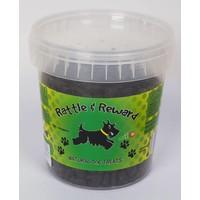 Natuurlijke hondensnoepjes Zalm 375 gram