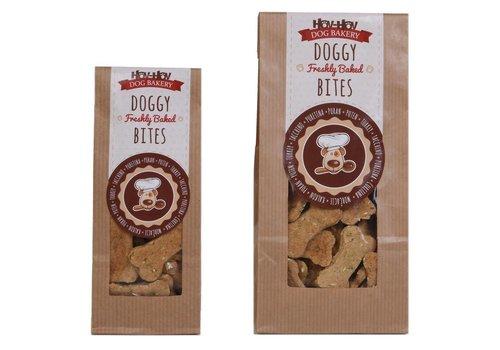 Hov-Hov *Dog Organic Biscuits Kalkoenlever en Peterselie 150 gram