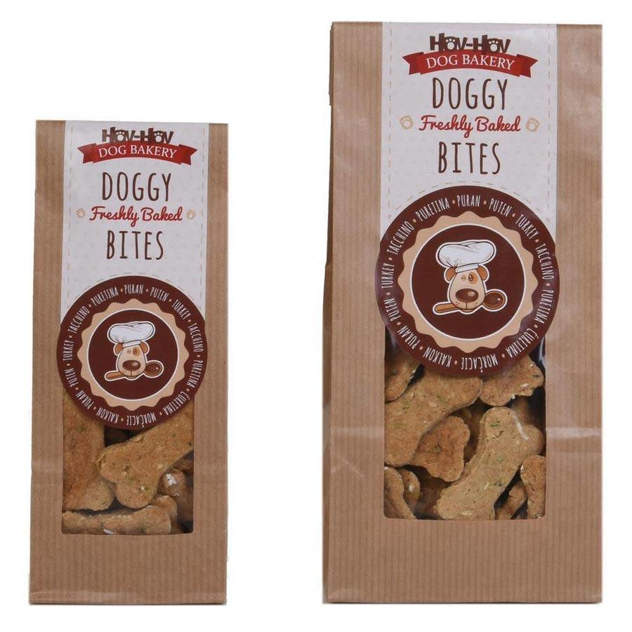 *Dog Organic Biscuits Kalkoenlever en Peterselie 150 gram