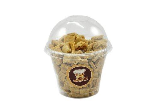 Hov-Hov Dog Organic Trainers Kalkoenlever en Peterselie 150 gram