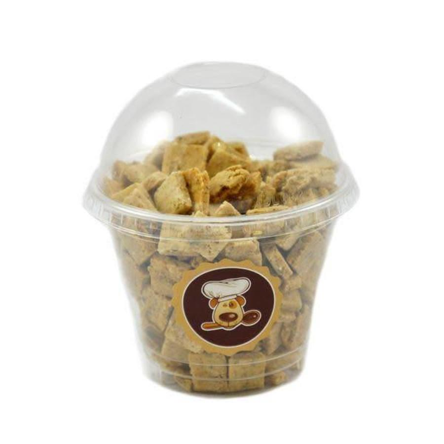 Dog Organic Trainers Kalkoenlever en Peterselie 150 gram