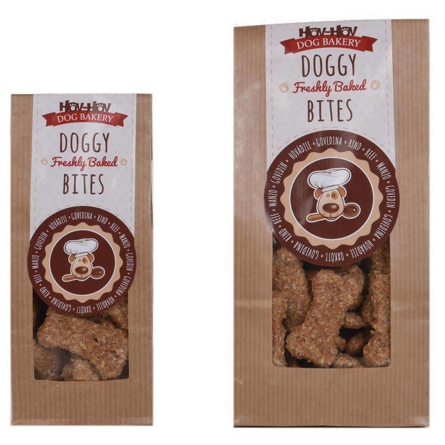 Dog Organic Biscuits Rund 150 gram