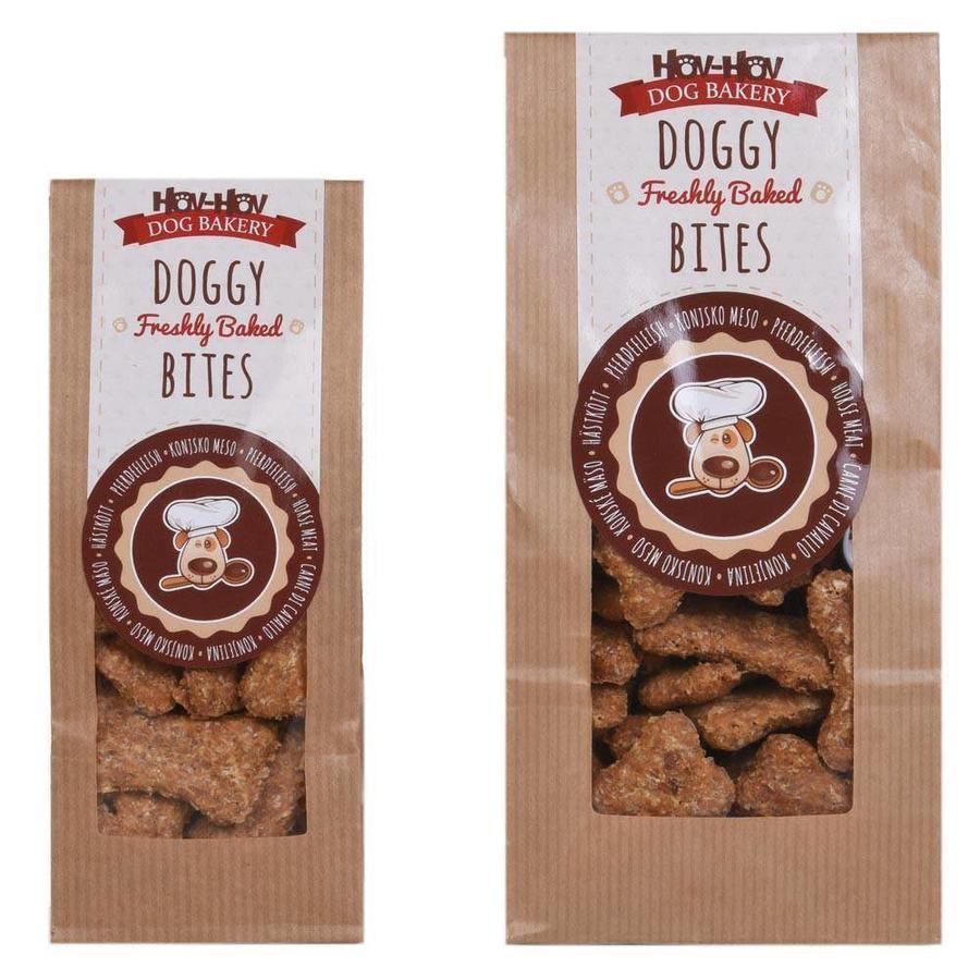 *Dog Organic Biscuits Paard 150 gram