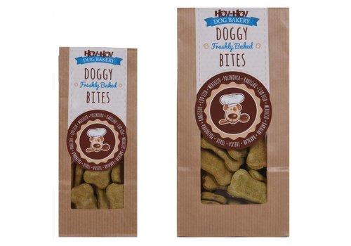 Hov-Hov Dog Organic Biscuits Kabeljauw 150 gram