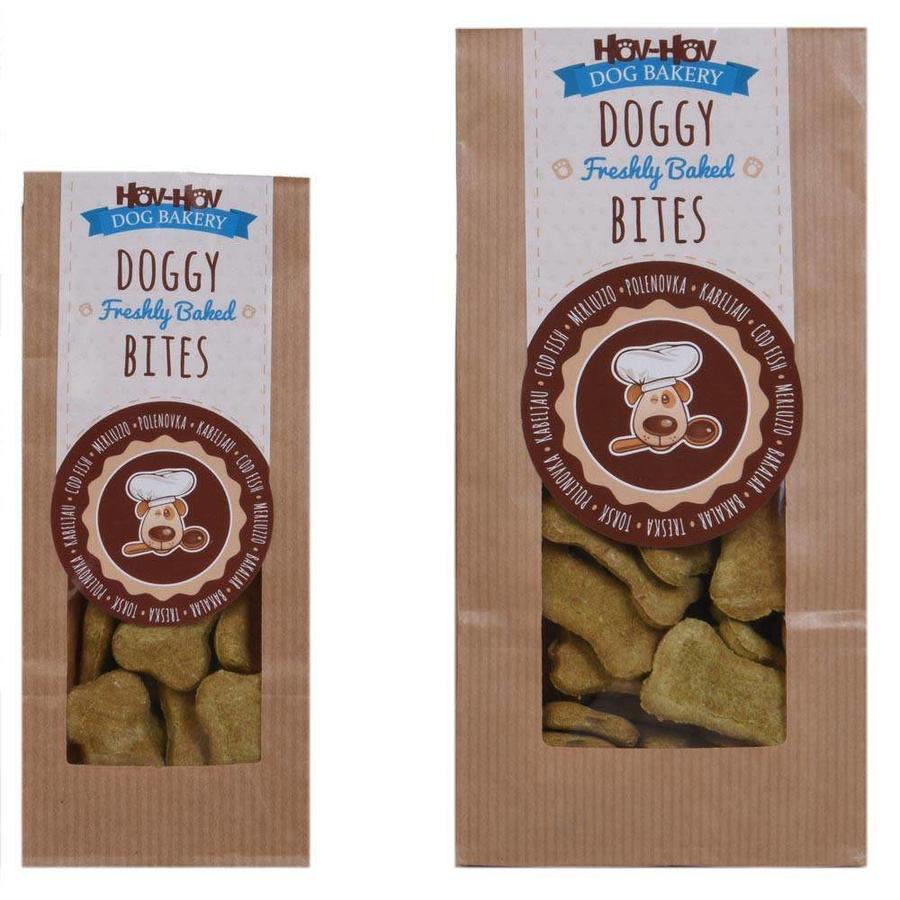 Dog Organic Biscuits Kabeljauw 150 gram