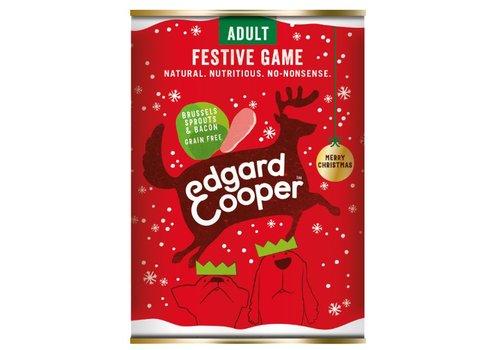Edgard&Cooper Wild, spruitjes en spekjes 400 gram