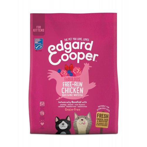 Edgard&Cooper Kitten - Kip, Eend & Witvis