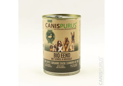 Canis Purus BIO Eend