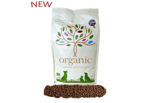 Dog Lovers Gold Dog Lovers Gold Organic 5 KG