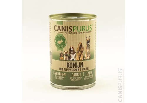 Canis Purus Konijn