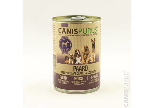 Canis Purus Paard