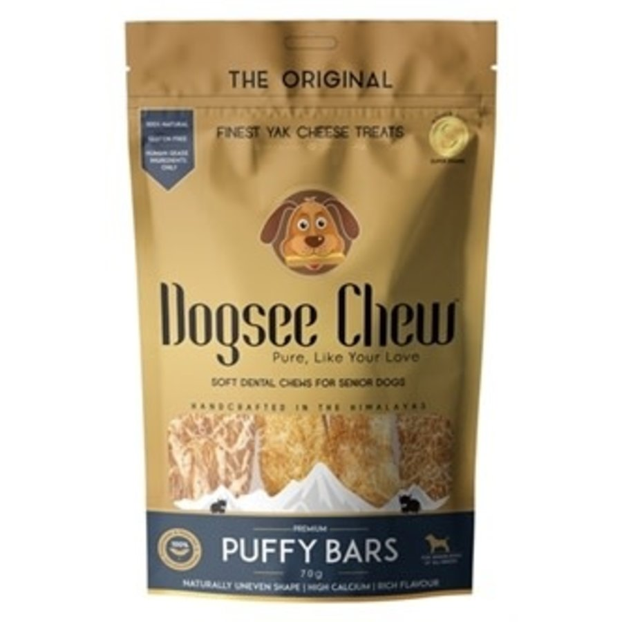 *Churpi puffy bars (70 gram)