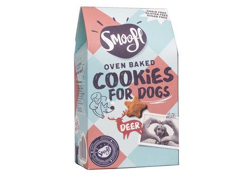 Smoofl Smoofl Cookies Hert 105 gram