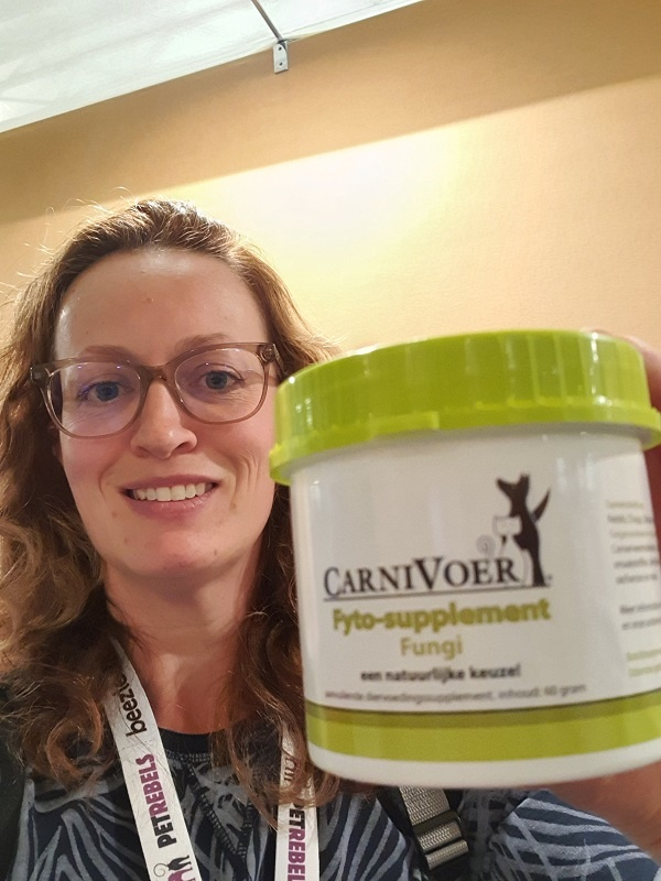 Nieuw fyto-supplement van Carnivoer