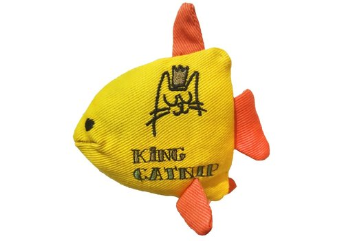 King Catnip Goldie