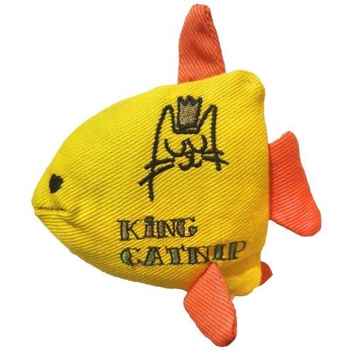 *King Catnip Goldie