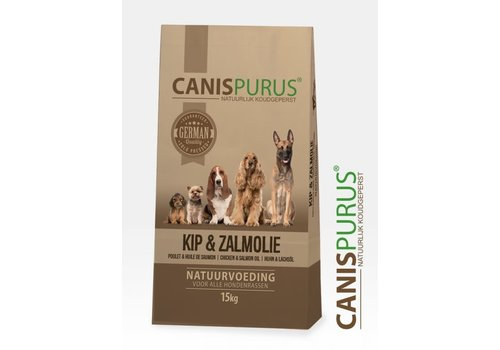 Canis Purus Canis Purus Kip & Zalmolie