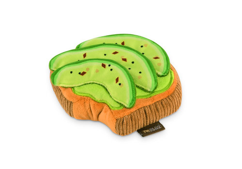 P.L.A.Y. Toast met avocado