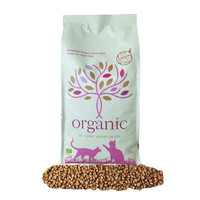 Cat Lovers Gold Organic 2,5 KG