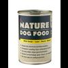 Nature Dog Food blik wild zwijn - lam - rund - braam 400 gram