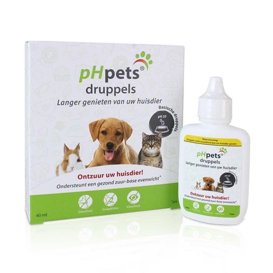 pHpets druppels 40 ml