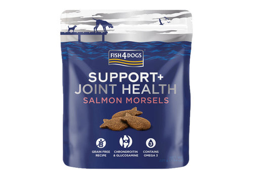 Fish4Dogs Joint Health Salmon Morsels 225 gram