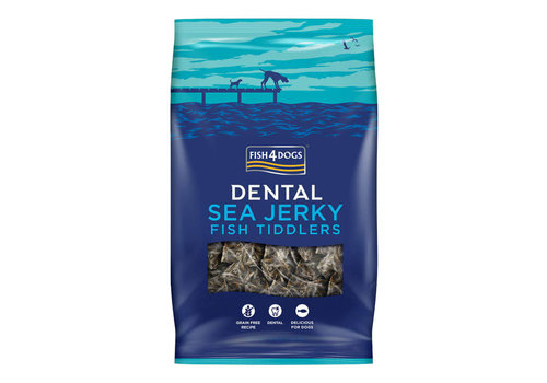 Fish4Dogs Sea Jerky - Tiddlers 115 gram