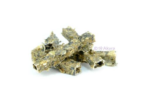 Akyra Kabeljauwhuid sticks ca 13 cm 200 gram