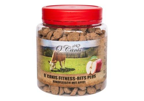 O'Canis Trainerbits Plus Rund met Appel 300 gram