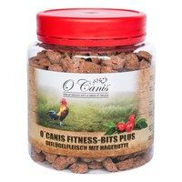 Trainerbits Plus Gevogelte met Rozenbottel 300 gram