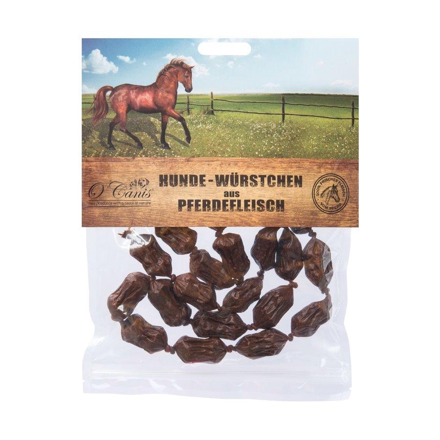 Worstjes Paard 100 gram
