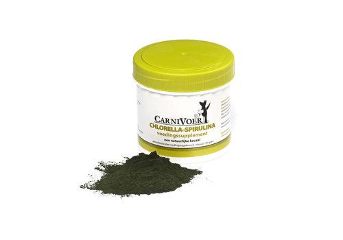 Carnivoer Fyto Supplement Chlorella-Spirulina 100 gram