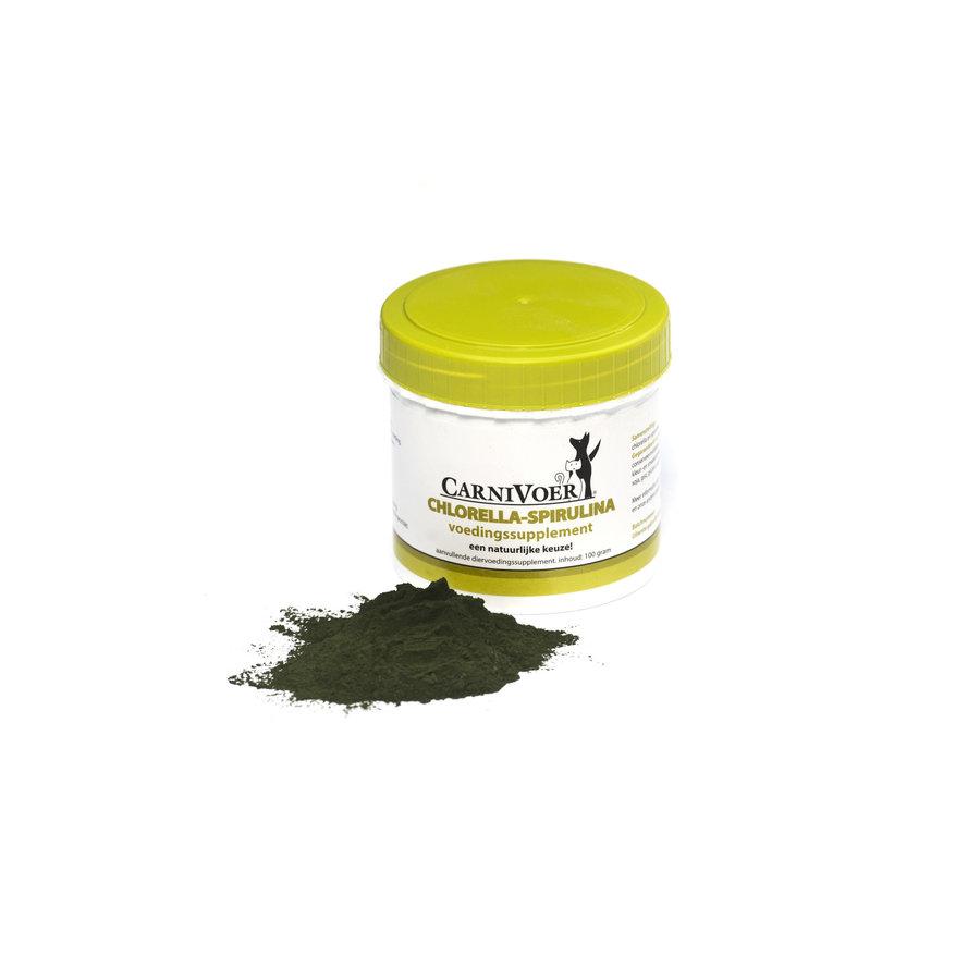 Fyto Supplement Chlorella-Spirulina 100 gram
