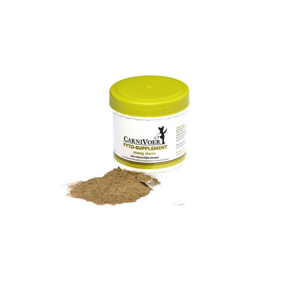 Fyto-supplement Maag-Darm 80 gram
