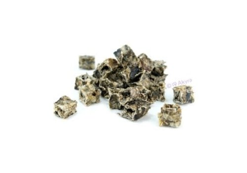 Akyra Kabeljauwhuid blokjes 200 gram