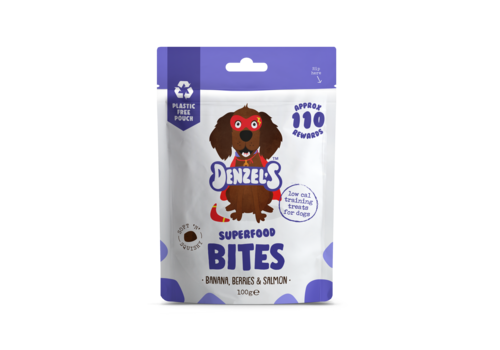 Denzel's Superfoods Hapjes 100 gram