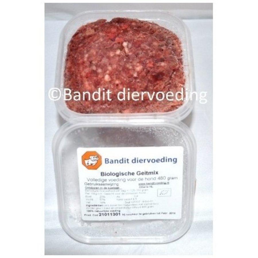 Bio Vleesmix Geit