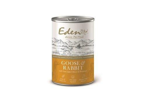 Eden Blik Gans & Konijn 400 gram