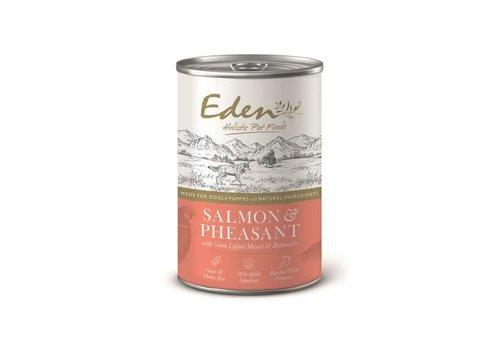 Eden Blik Zalm & Fazant 400 gram